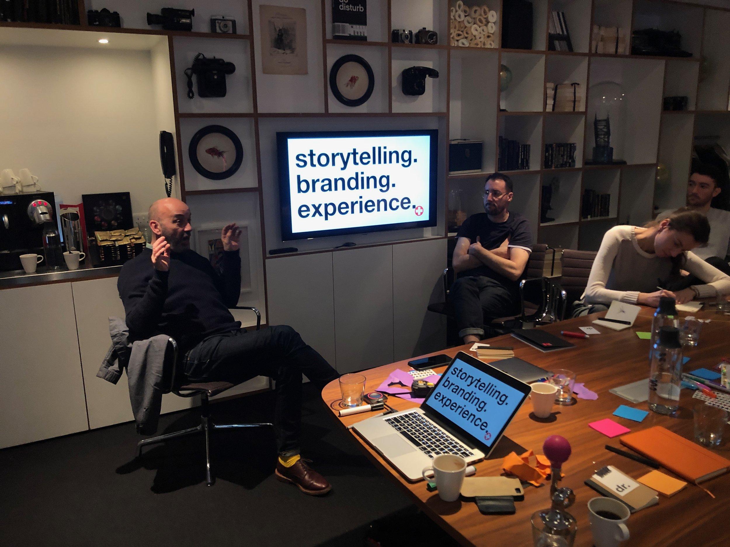 Custom Workshops & Strategy Days -