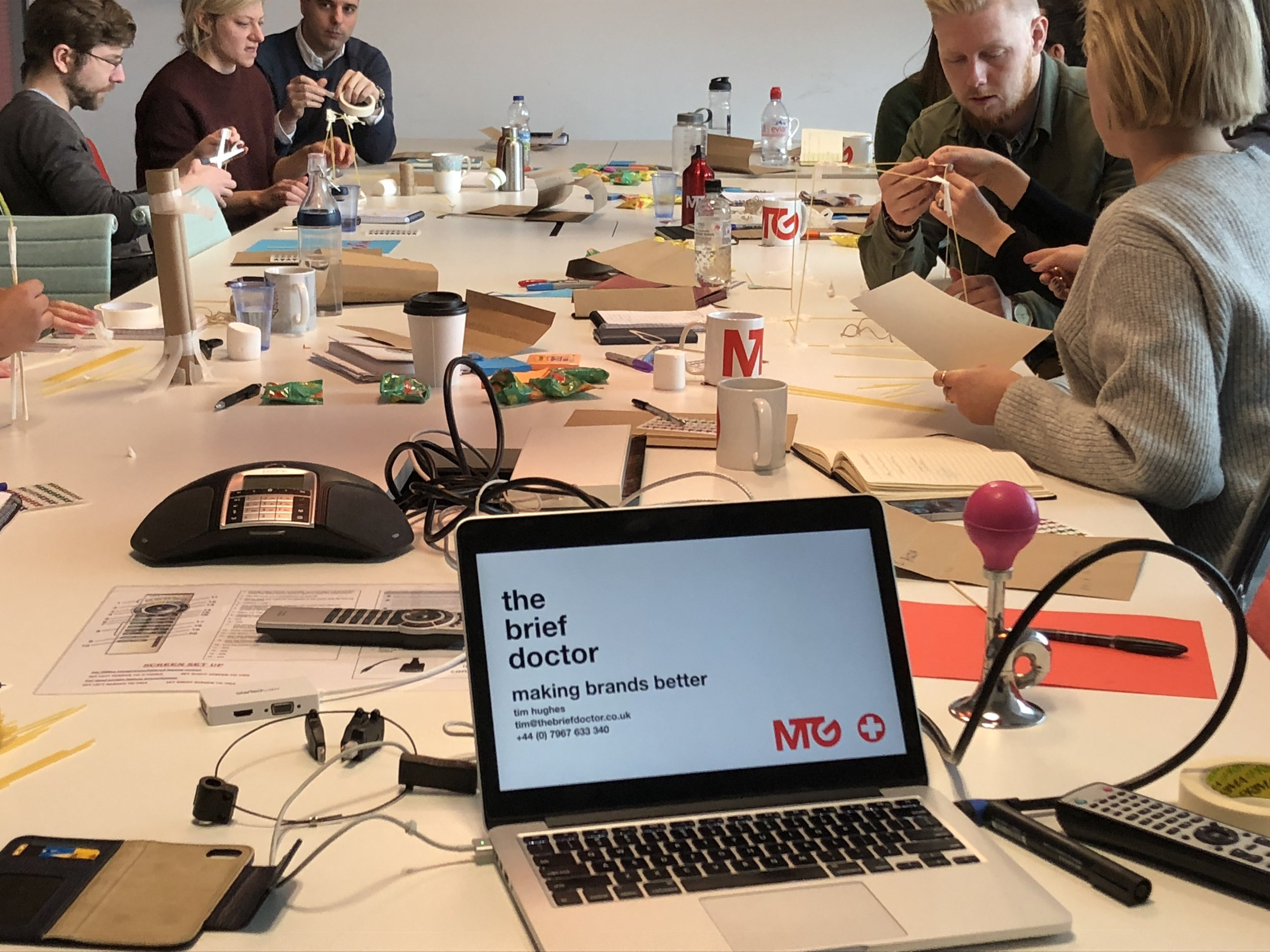 3. Workshops to super-charge your marketing and creative teams -
