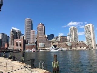 A different view point :) #BostonSeaport