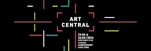Art Central Hong Kong - MARS 23 -26 | 2016