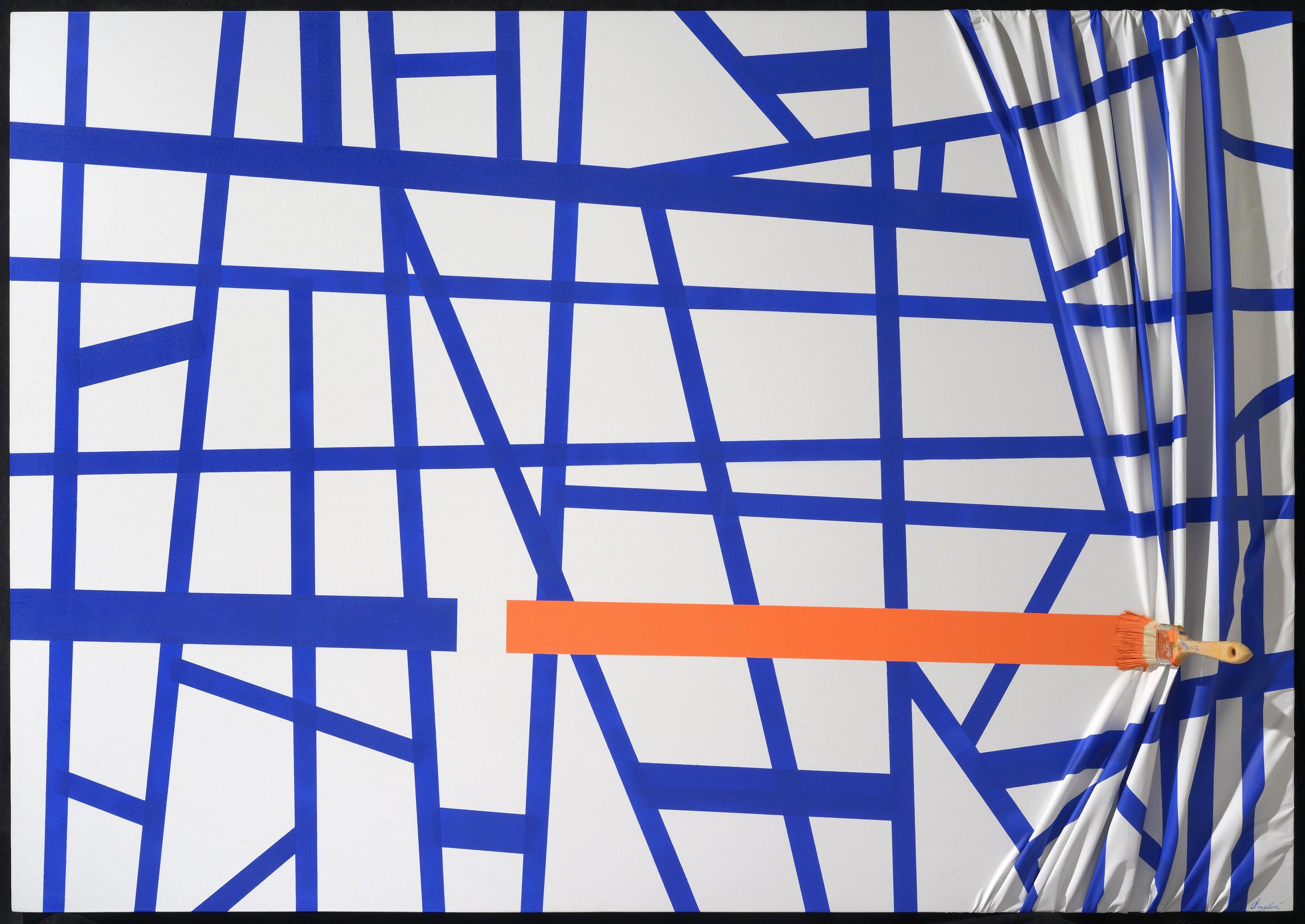 Jean Paul Donadini-DeMedicis-gallery. Place Des Vosges. Paris