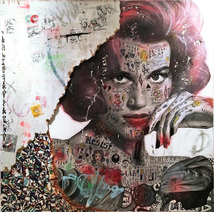 STIKKI PEACHES   LADY JANE (JANE FONDA)
