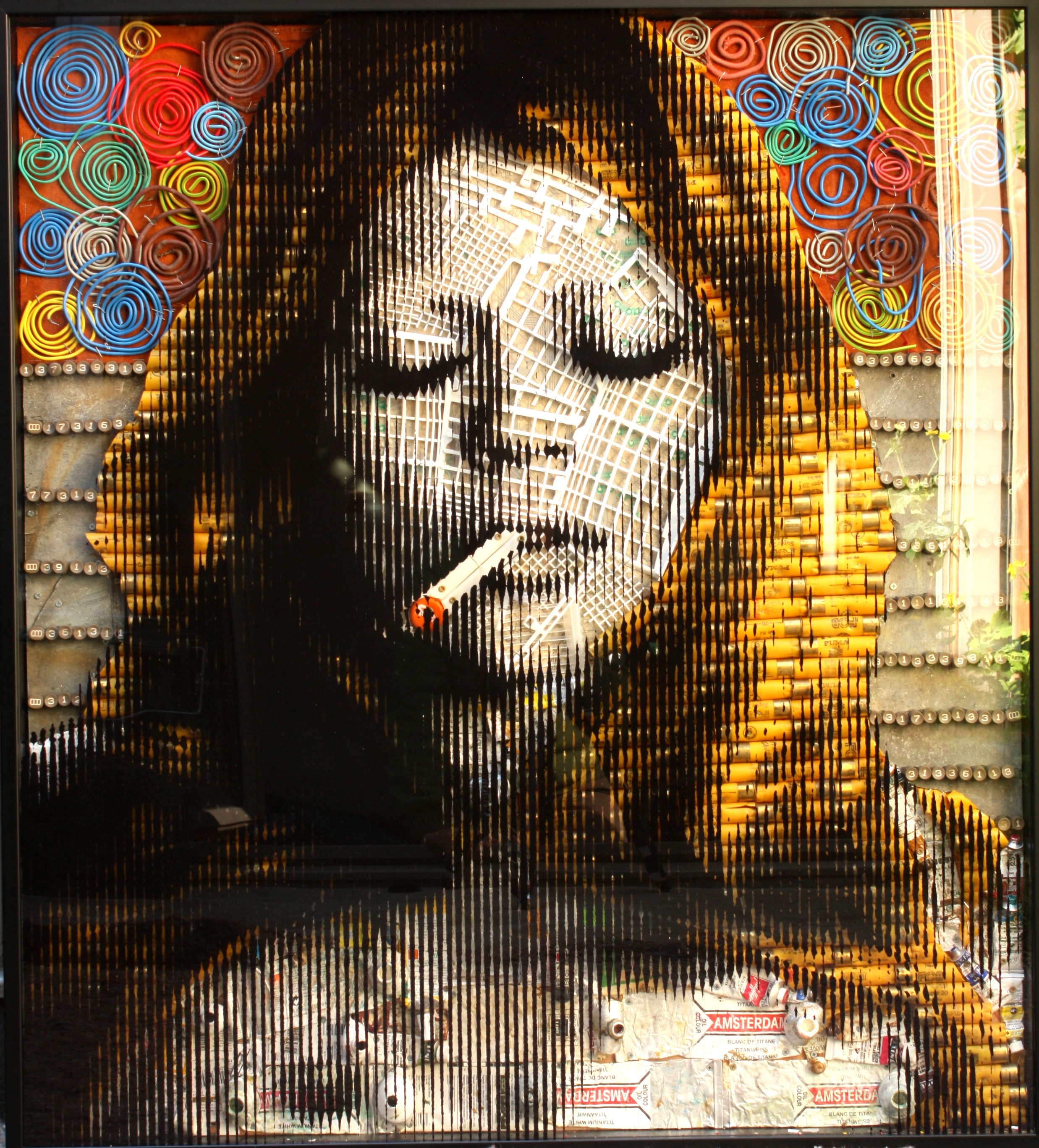 RENAUD DELORME | KATE SMOKING | DE MEDICIS GALLERY