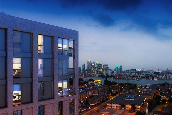 Barratt Homes London