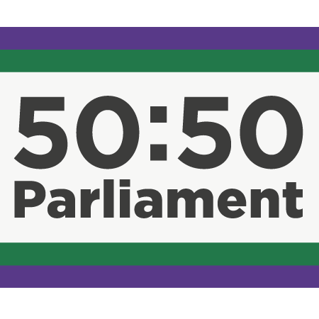 50:50 Parliament