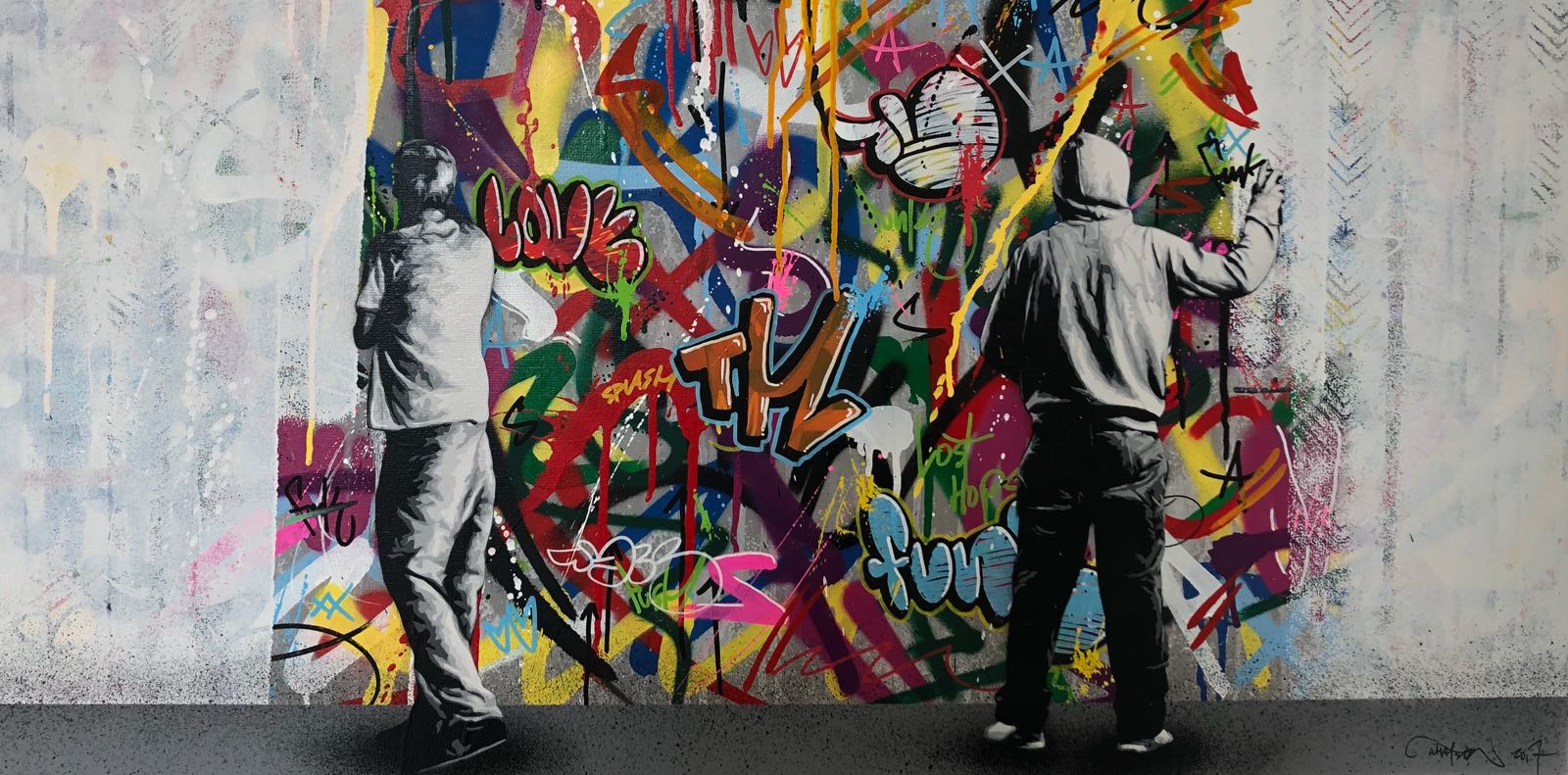 MARTIN WHATSON | THE CYCLE