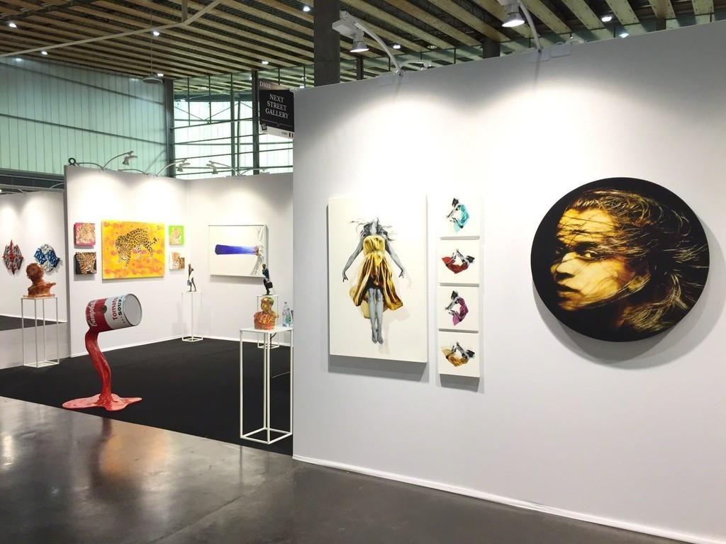 The Modus Art Gallery art Art Up! Lille 2017