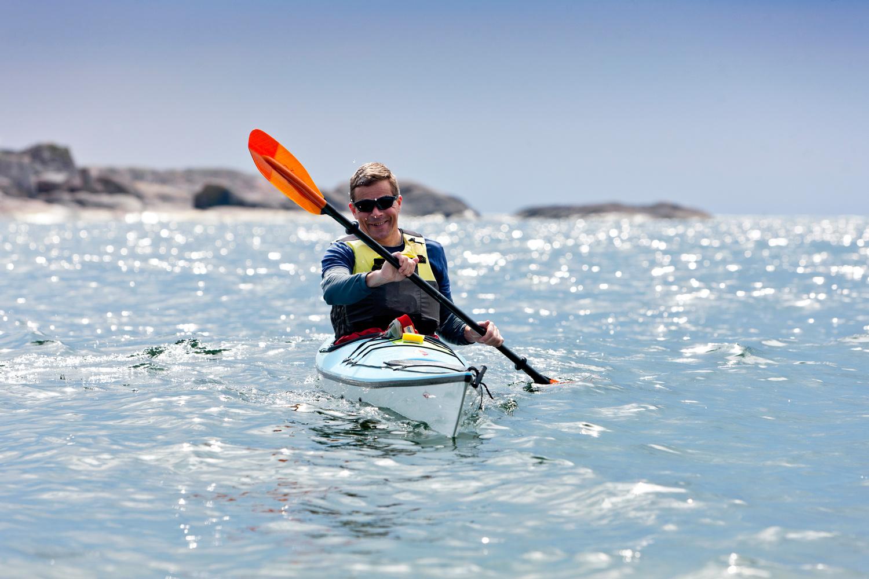 Kajakk<strong>Magiske padleopplevelser: padleruter, tips og råd..</strong>