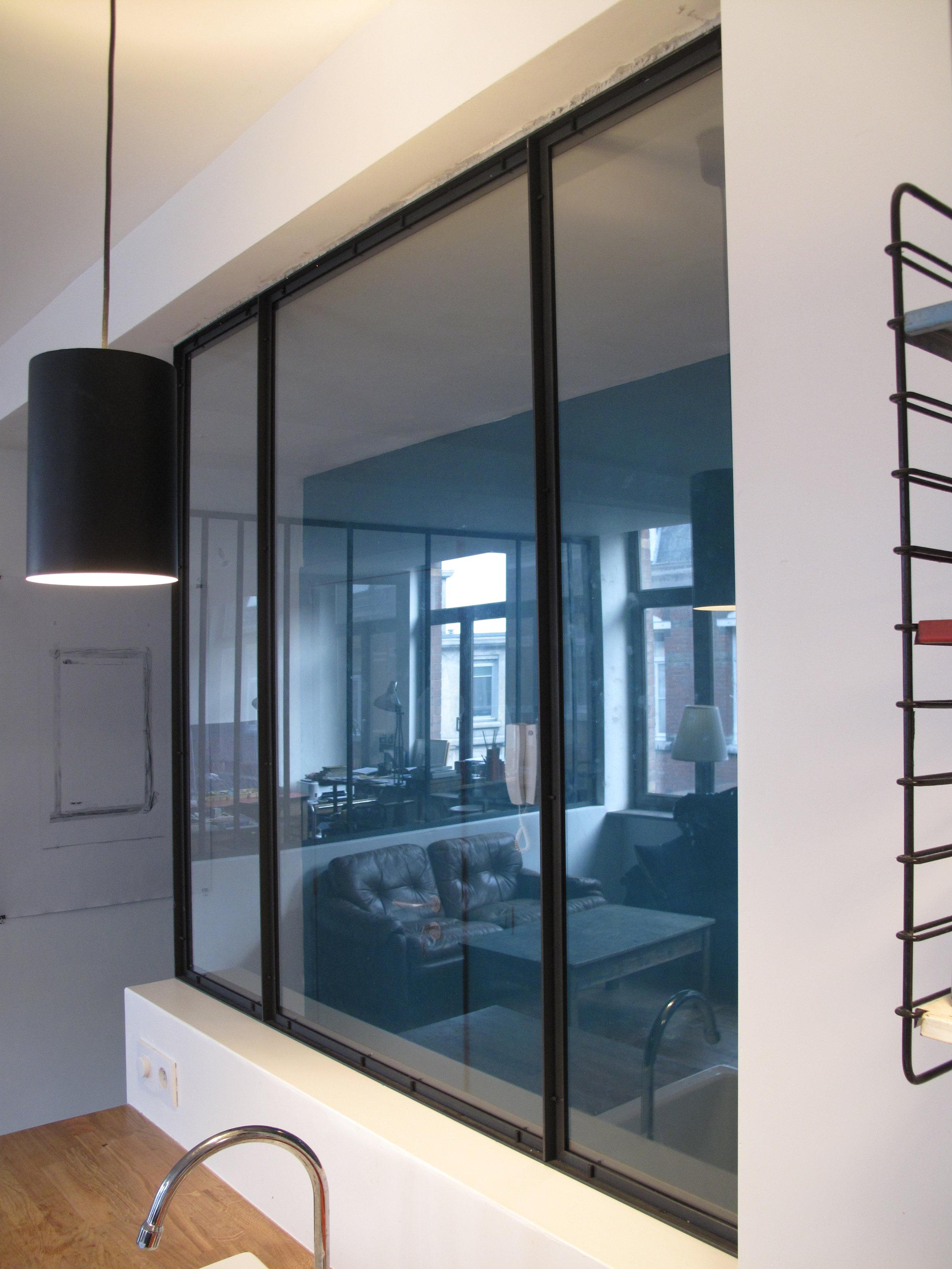 VERRIERES Flat Office