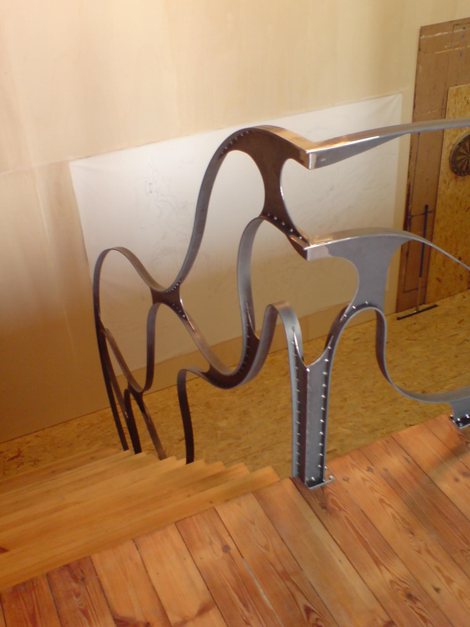 GARDE-CORPS Loft Atelier