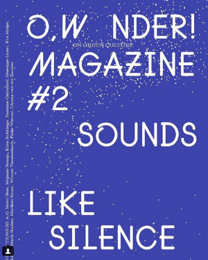 O,WONDER MAGAZINE - MARCH 2018 2 page interview with Stacey Griffin on sound healing
