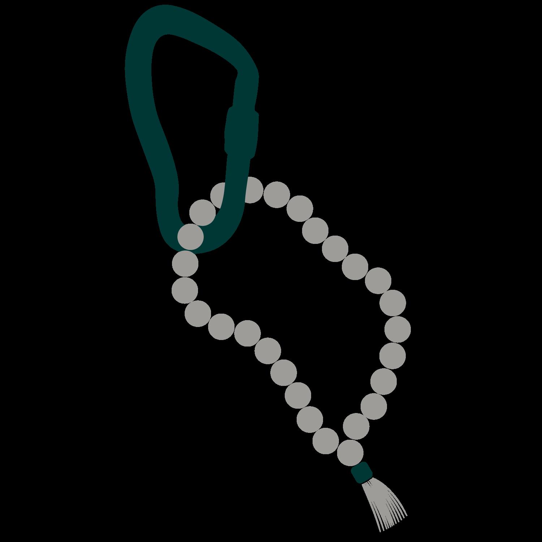 Carabiner-+-Mala-Beads-Green-and-Grey.png