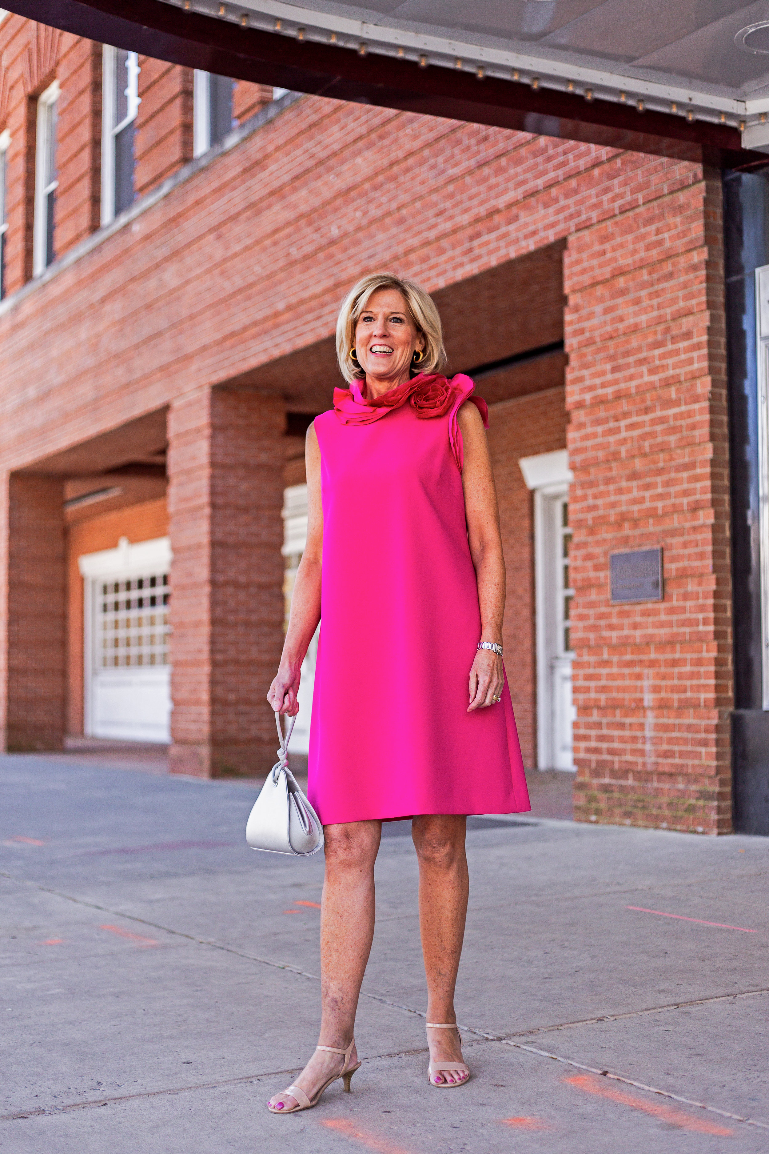 Pam Dunaway - Whether I need a couple of basic stylish t-shirts, a cocktail dress, or some fabulous accessories, my go-to place to shop is Brittany! Sybil, Susie, and Claire always know what I like and are willing to help me find it. Best boutique in town!