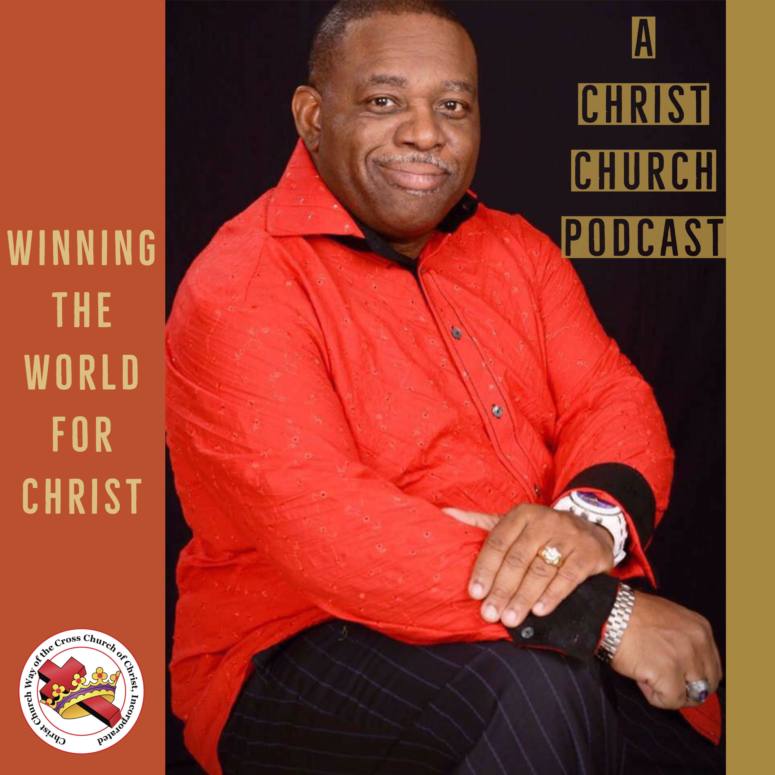 WINNING THE WORLD FOR CHRIST - Winning the World For Christ is a weekly podcast that I produce and edit for Christ Church, Way of The Cross. Click the picture to be taken to the podcast page.