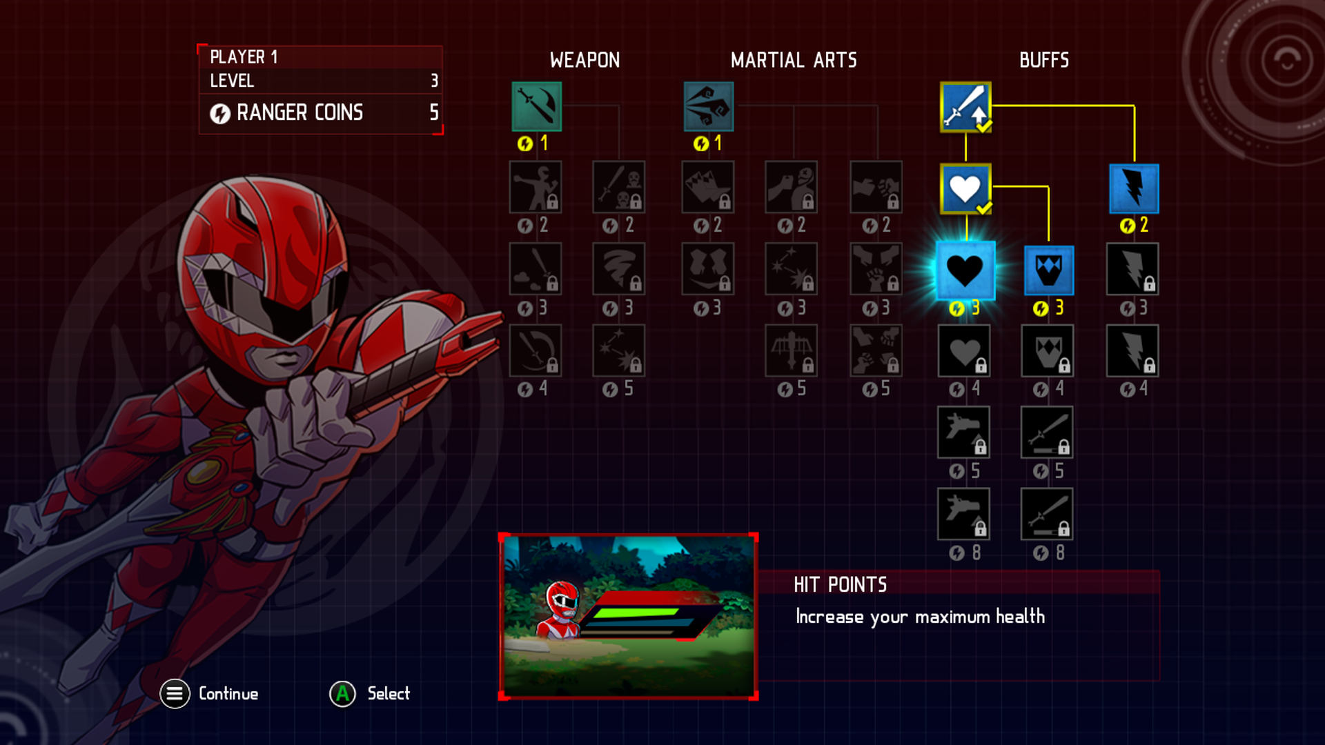 The skill tree provides a lot of options but most aren't very useful.