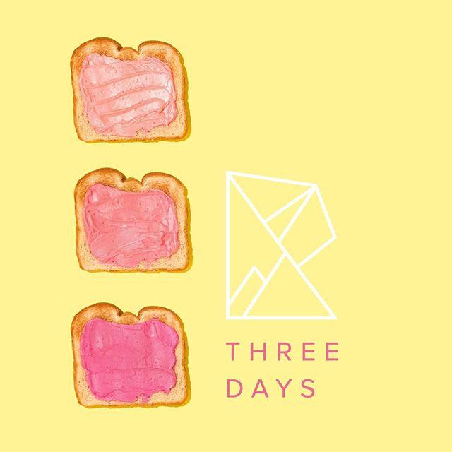 3 more days! 🥳 15•09•2019  @ New Hope School, 163 Cecilia Road, Ashlea Gardens, Pretoria// 09:30am. #ALLIN #designedforfellowship