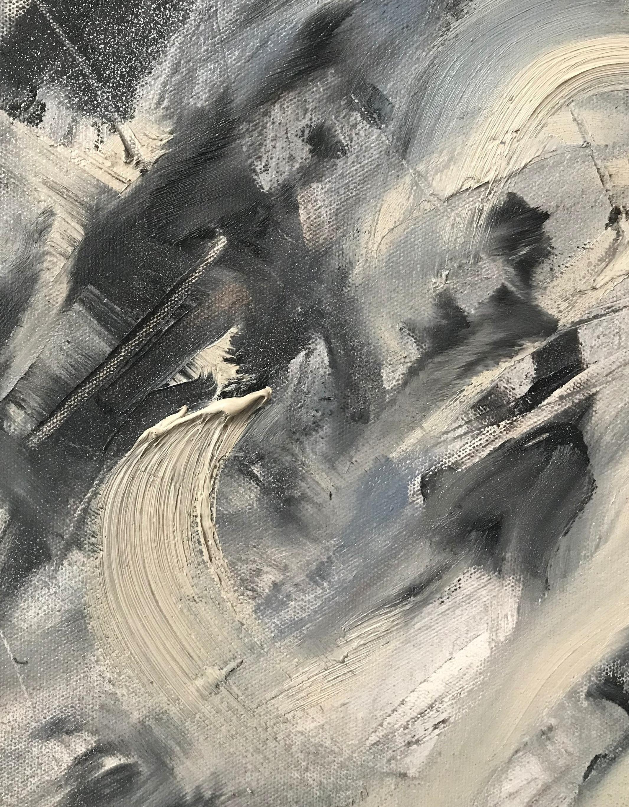 Detail,  Winter Weathering