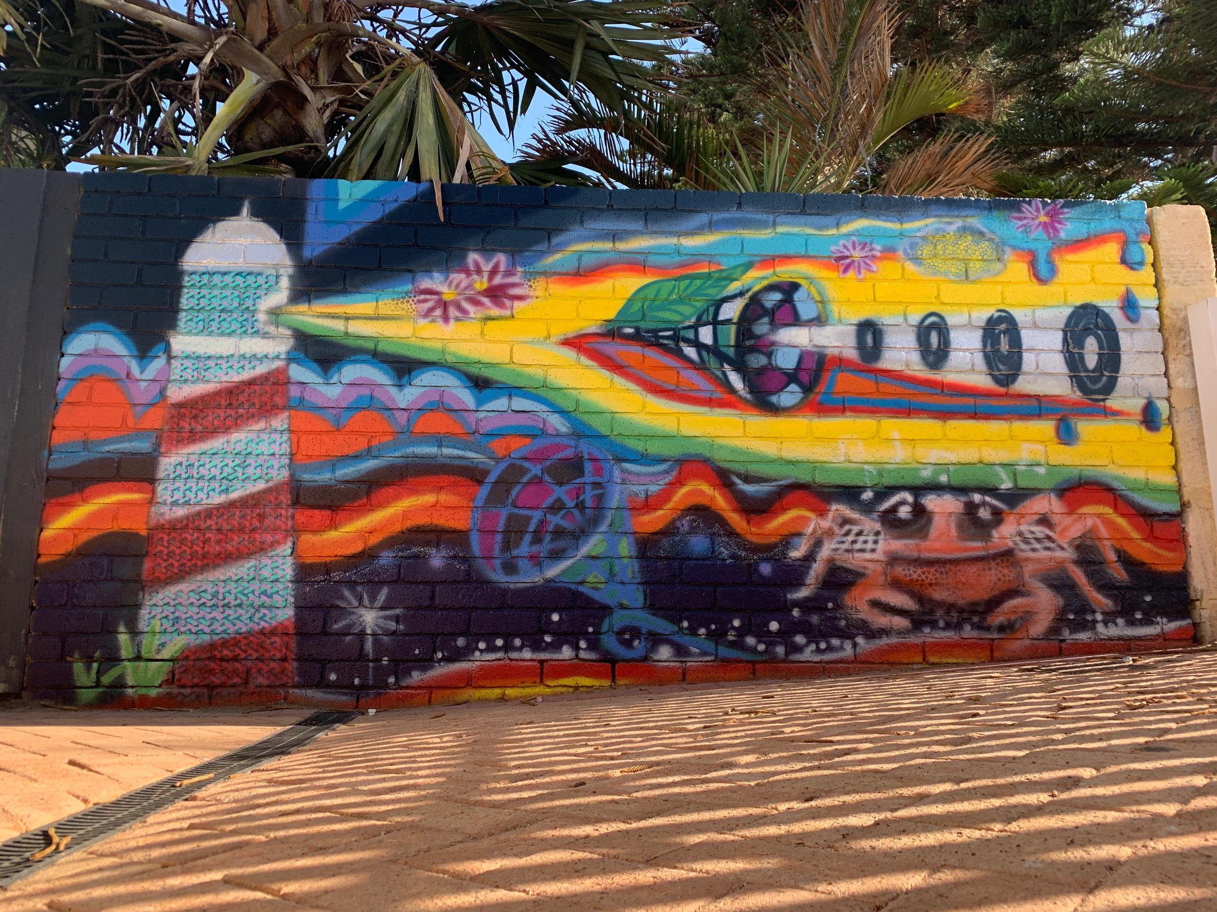 Beachlands, Western Australia.