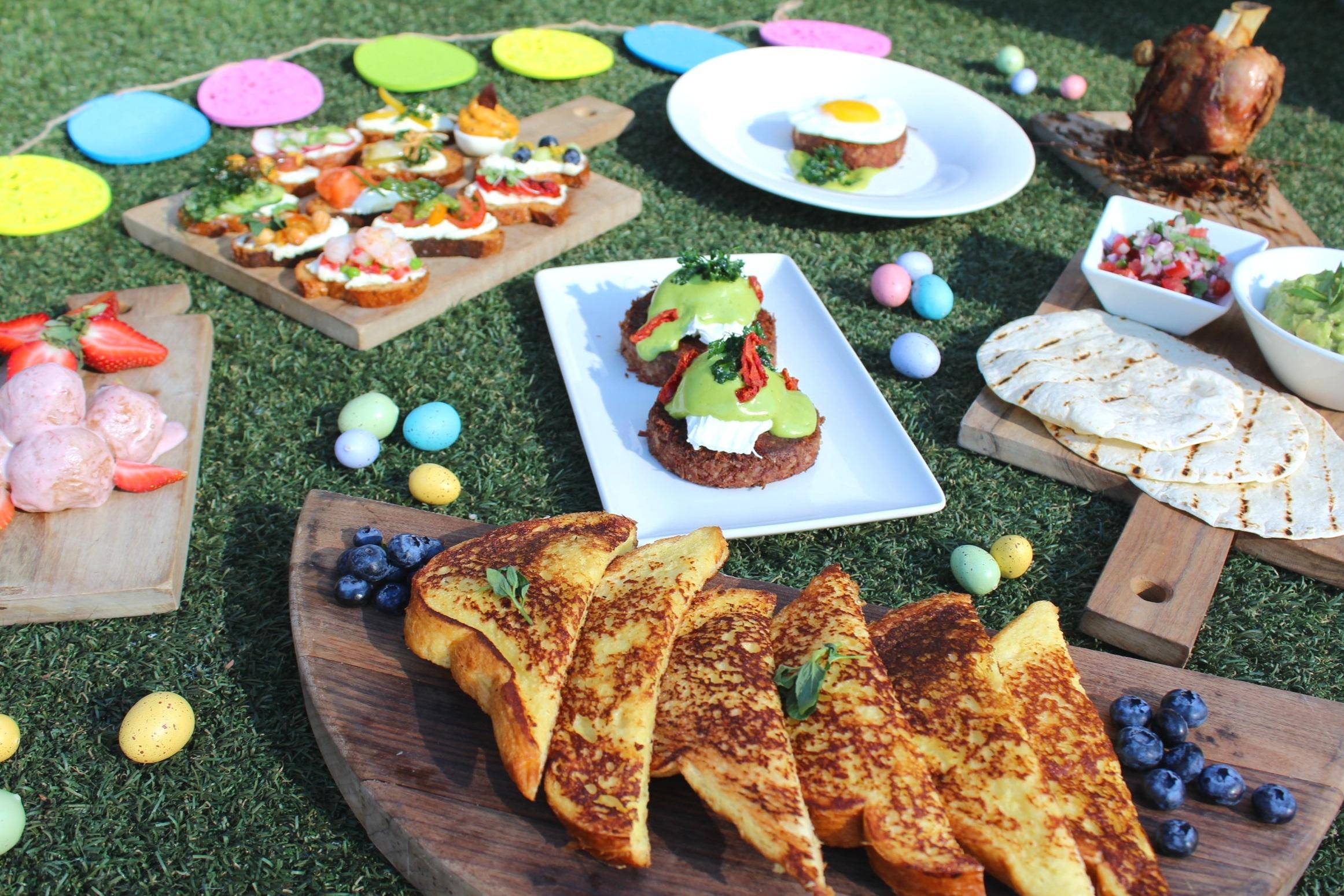 An Easter Feast For All Stella San Jac Austin Texas Restaurant