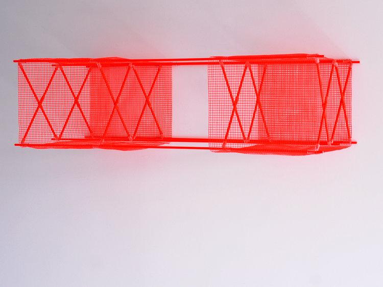 Red Neon Kite