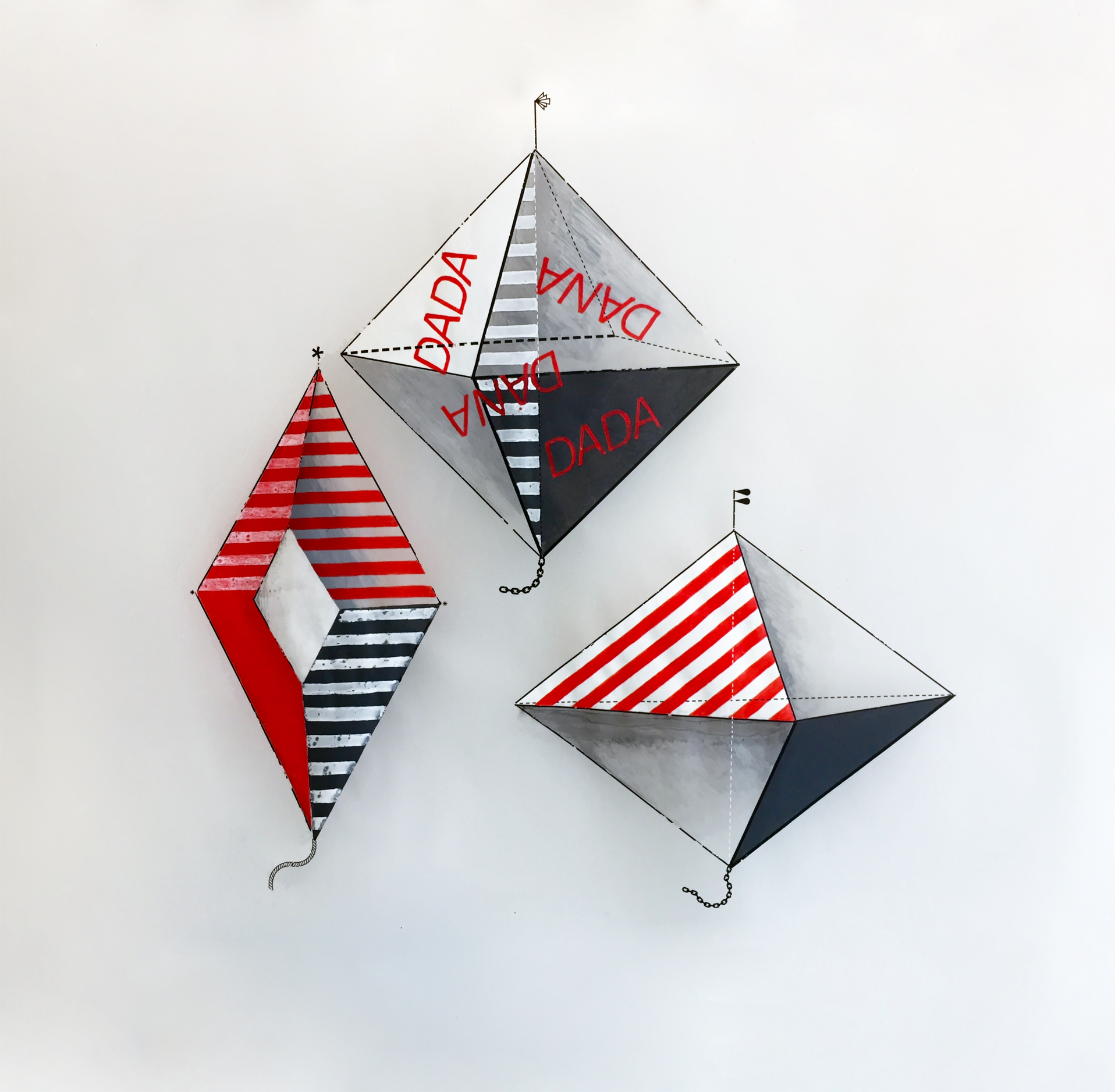 More Kites/Flying Objects 2018