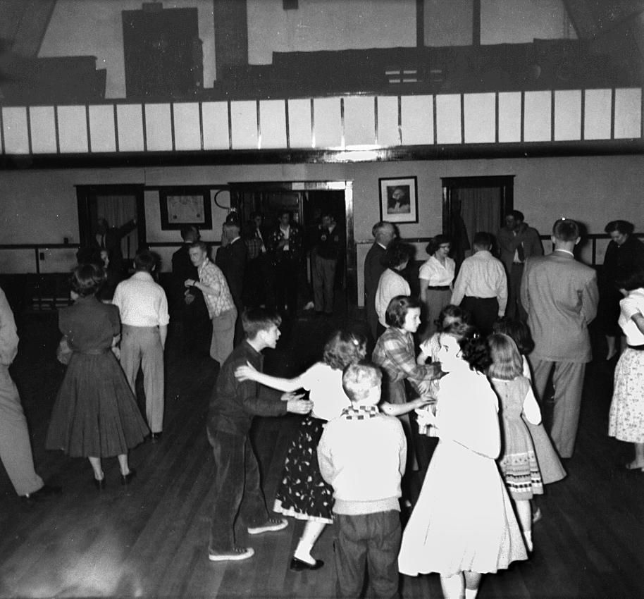 1950s Square Dance