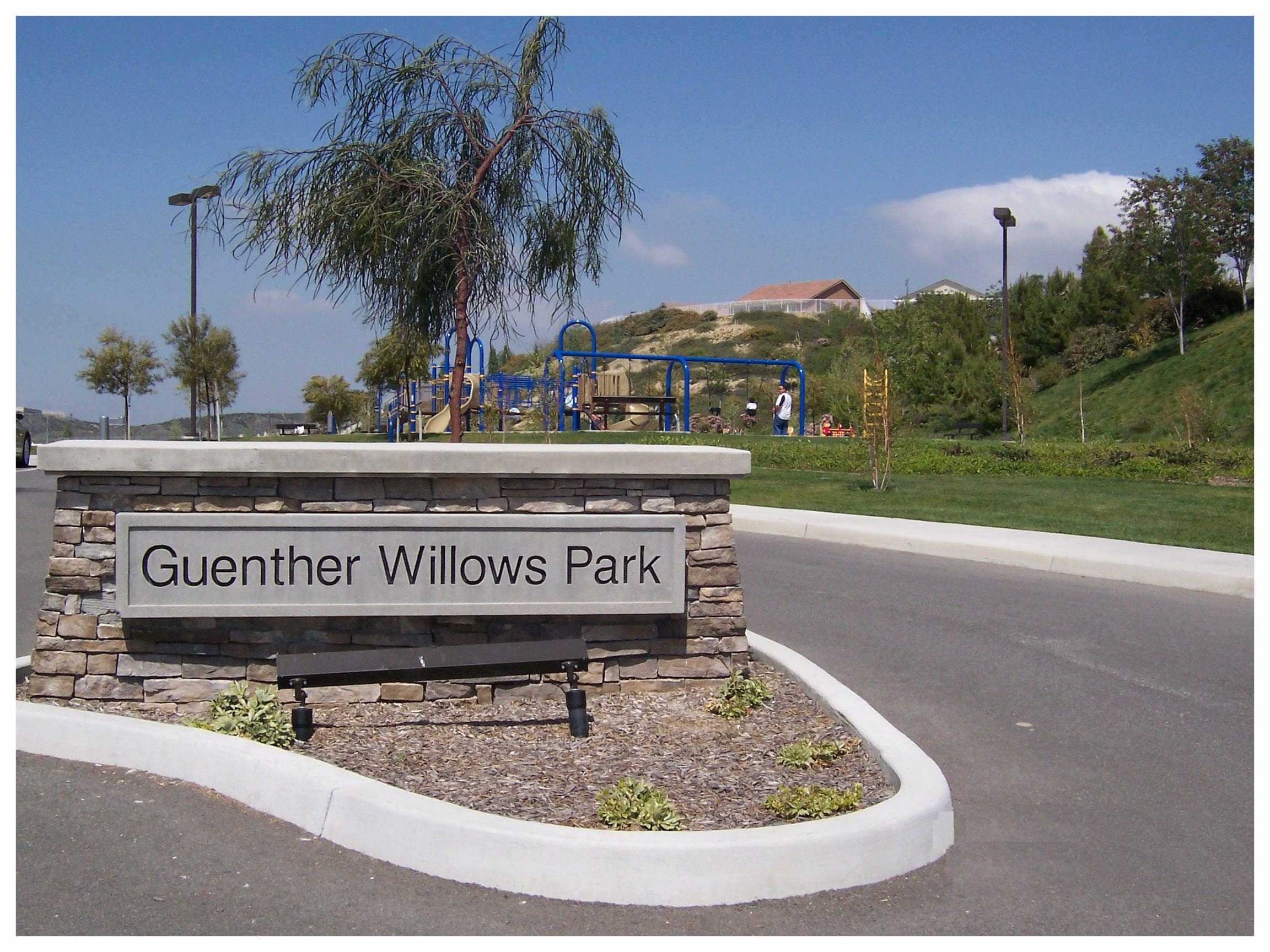 Guenther Willows Park