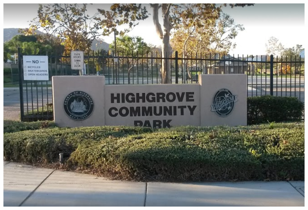 Highgrove Community Park