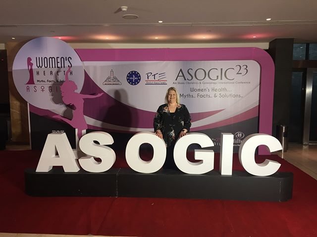 I am pleased to be participating in the 23rd Ain Shams Obstetrics and Gynaecology International Conference (ASOGIC-23) in Egypt discussing myths, facts and solutions for women's health this week. • • • #IVFIs40 #IVF #IVFSuccess #Fertility #TTCSisters #TTCCommunity #InfertilitySucks #Infertility #InfertilitySucks #PCOS #Endometriosis #EggFreezing #IVFBaby #IVFPregnancy #IVFMiracle #IVFJourney