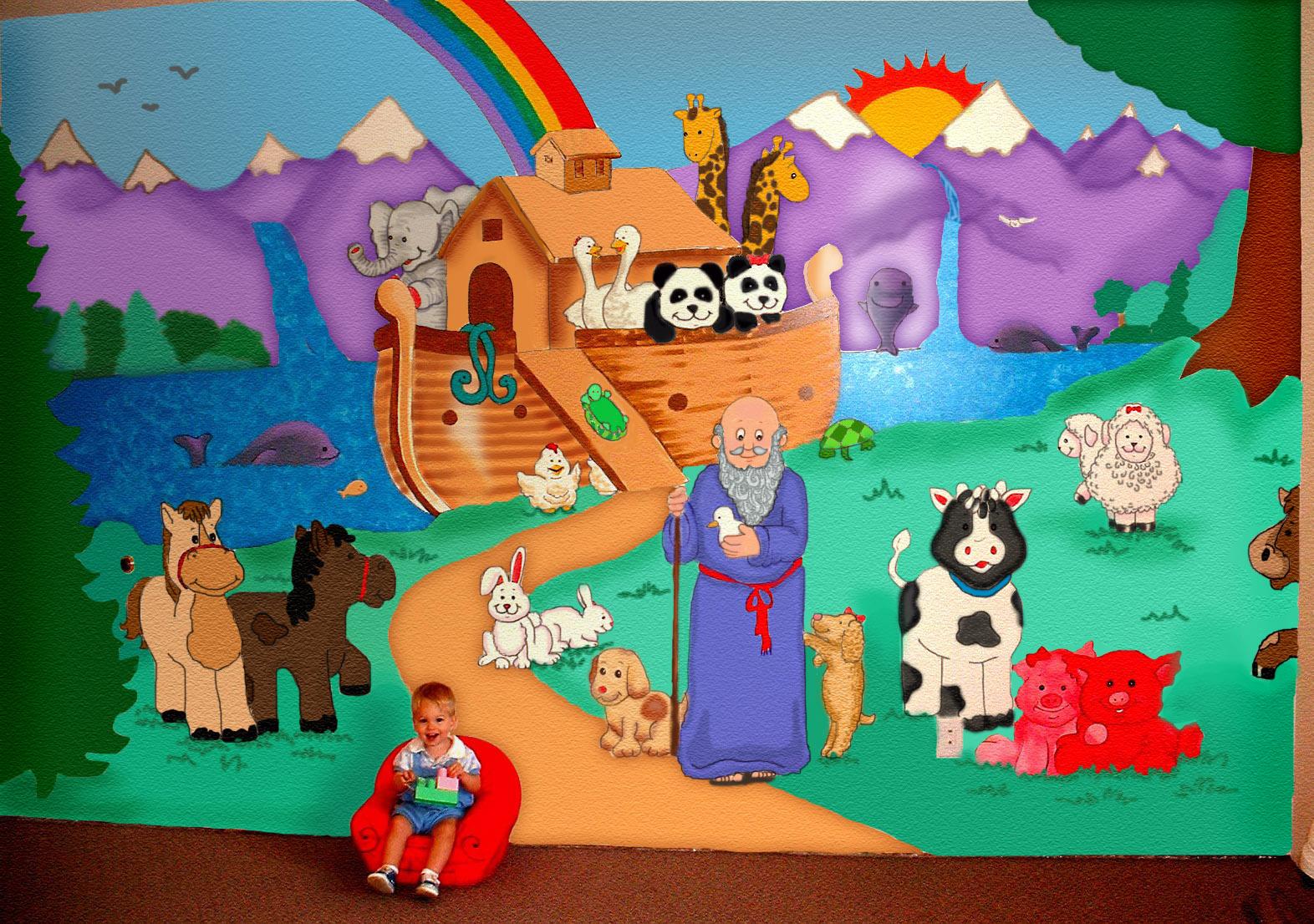 Noah's Ark mural.jpg