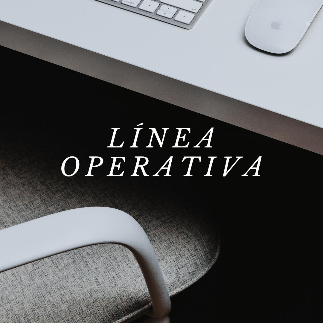 Línea Operativa:  Nuestra línea de las sillas operativas