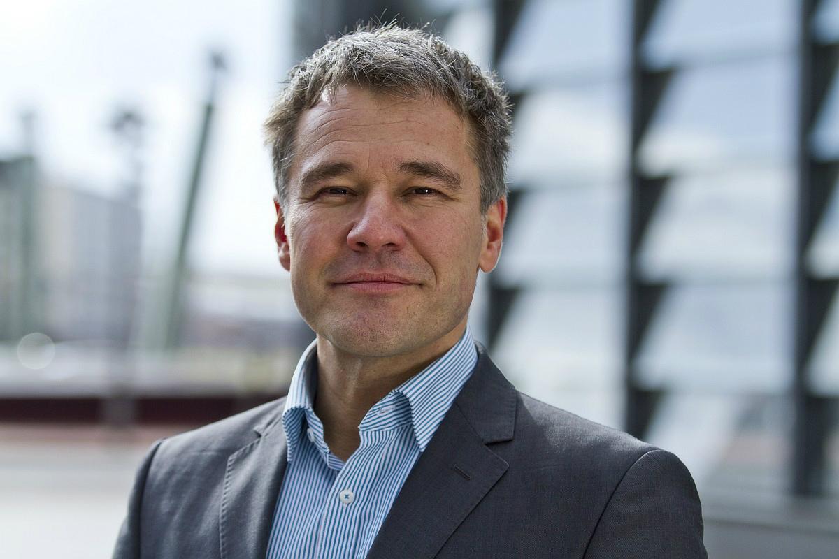 Dr. Thomas Huebner,CEO Preventicus