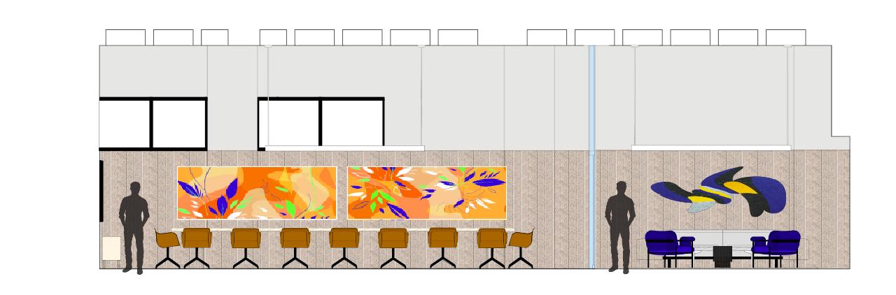 PIECE ONE: MEETING ROOM