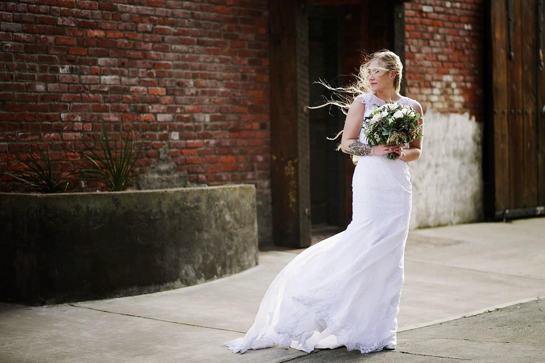 bride, port townsend, wedding