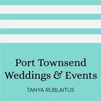 Port Townsend Weddings & Events Logo