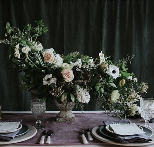 "Special Event: Your Floral Canvas Awaits! ""An Afternoon to Remember"" from @flourishflowerspt & @fireandblooms. Join them for a floral workshop at @wilderbeefarm on May 5th, 1-5pm where your floral canvas awaits.  #lifelonglearning #floralworkshop #porttownsend #weddingsacrossthesound #olympicpeninsula"