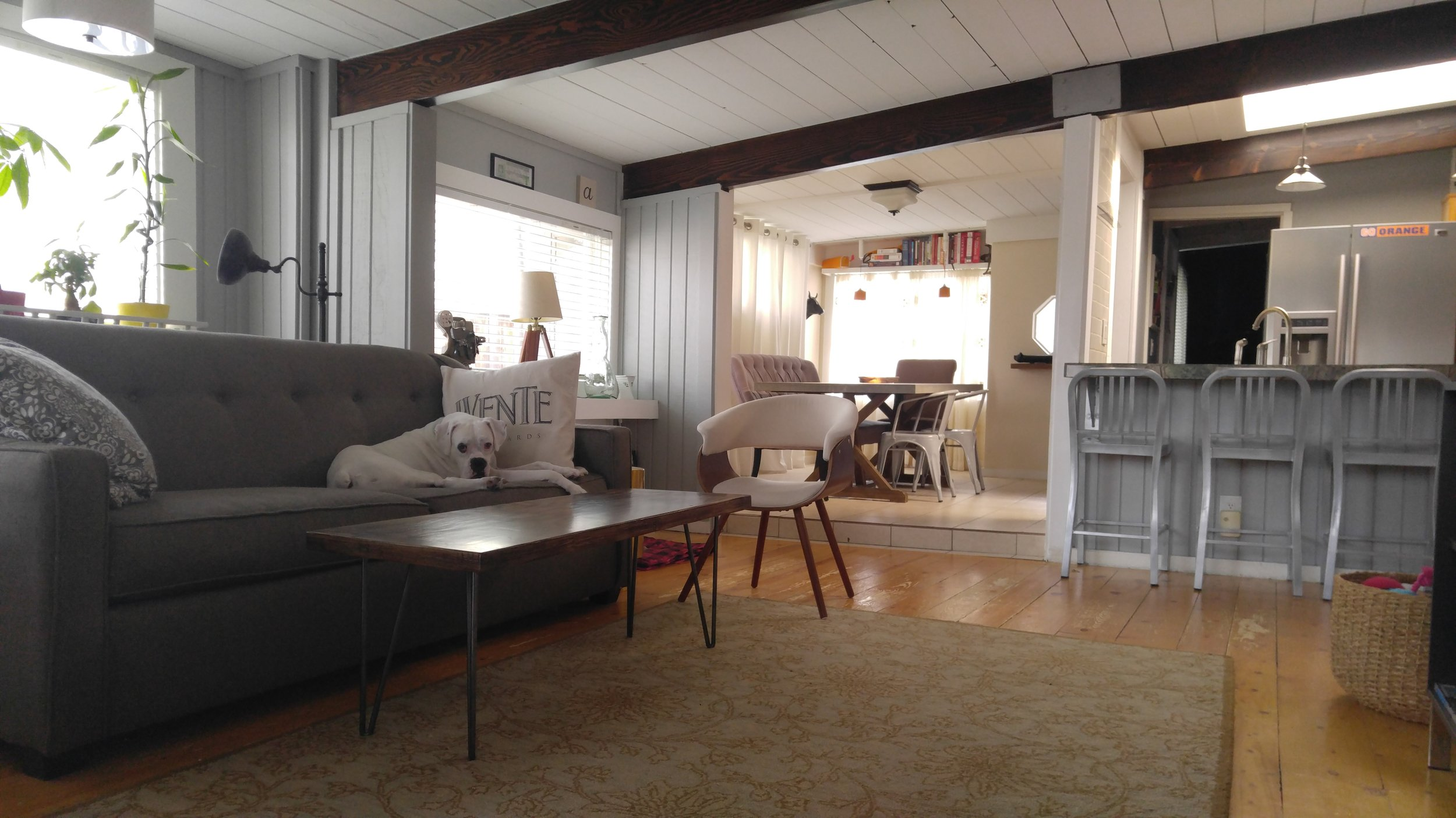 Interior design concept & services by  The Neighbor's House