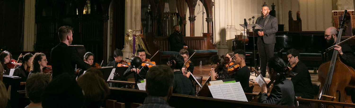 Burleigh Society Lineage and Heritage Concert 2018