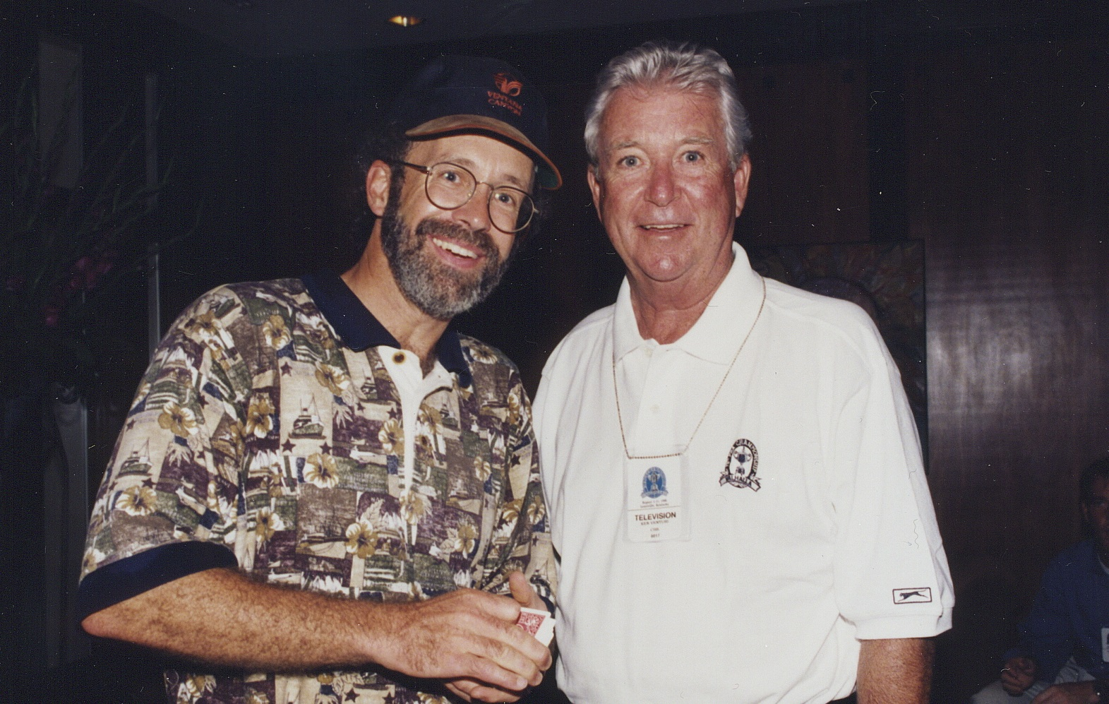 Hondo celebrity PGA Ken Venturi @ Valhalla '96.jpg