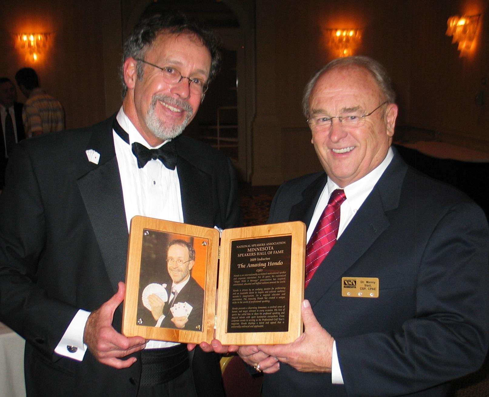 Hondo @ Manny Steil HOF Award NSA-MN.jpg