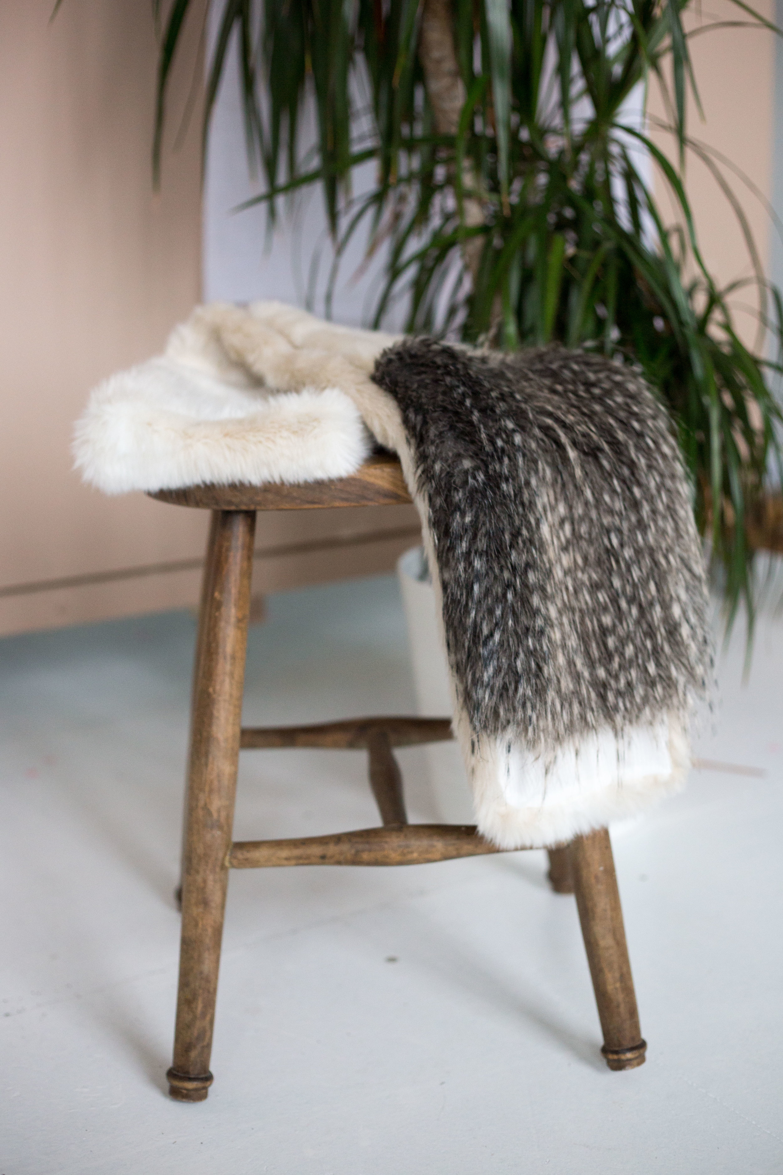 TACTILE APPEAL - Shop up to -30% on faux fur accessories