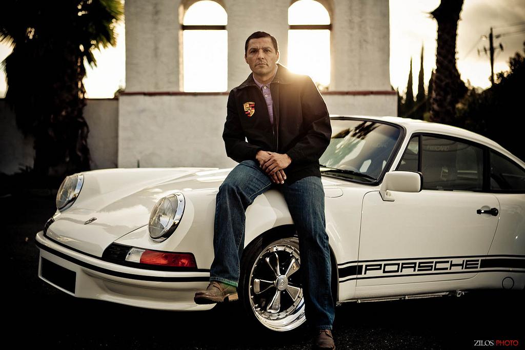 Freddie Hernandez is the owner of Vintage Sportscar Restorations in Phoenix, Oregon.