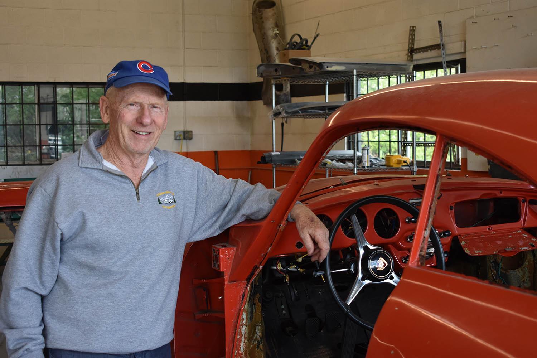 Bob King, 356 Porsche Consultant