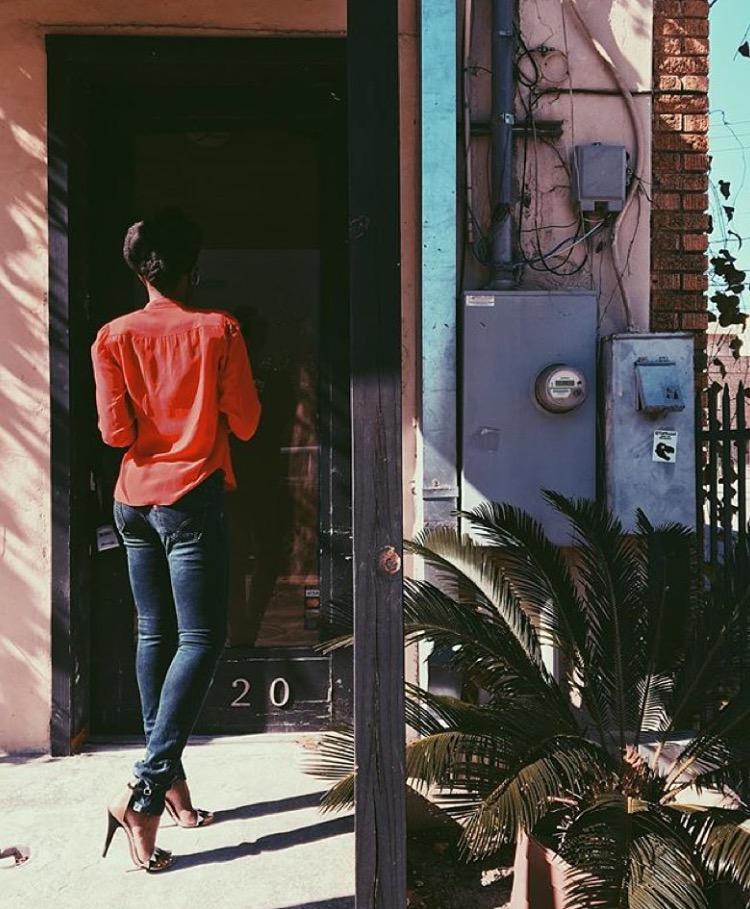 Coffey Shop Photo Shoot With Compozition's Unique James