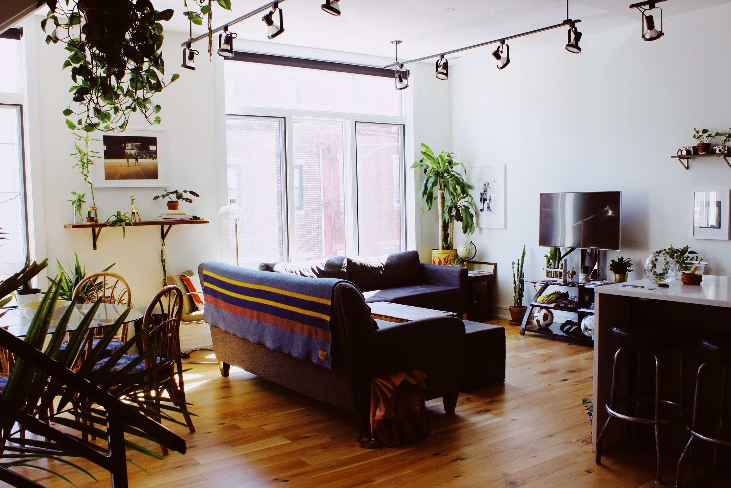*Photo link leads to our Airbnb listing here in Philadelphia. Dreaming big for this small business of ours ♥