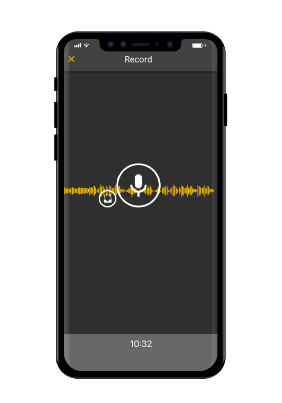 7. Record - Got something to say?! Why not record your first social audio cast, or maybe you want to record a longer and more traditional podcast.Click the record icon on the main footer menu and open the recording function.Hit the microphone and start and pause to stop. You can stop and start recording at anytime and Limor will seamlessly join the recordings together.