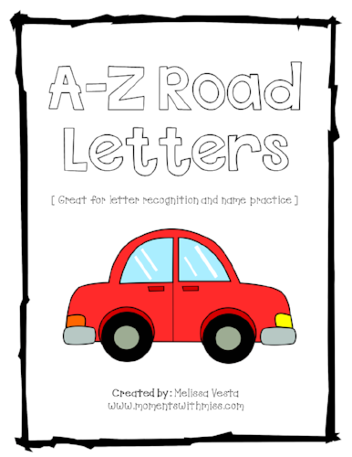 ABC Road Letters for Name Recognition.png