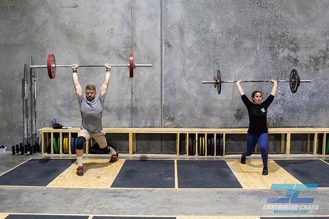 Weightlifting can be for anyone. No matter big or small, beginner or pro, youth or master, there's a platform for you. . #controlledchaos #chaosathlete #teamchaos #comp #olympicweightlifting #weightlifting #training #pr #pb #lifting #heavy #snatch #clean #jerk #squat #squats #strong #strength #fun #team #gym #coburg #melbourne #gym #train #power #competition @leonlytimes @tonemalone3