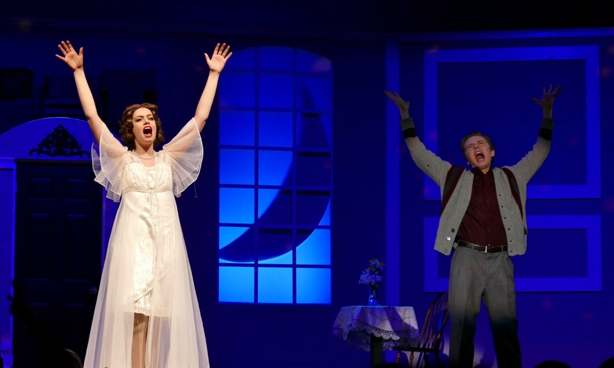 The Drowsy Chaperone   - Reservoir Theatre, 2015