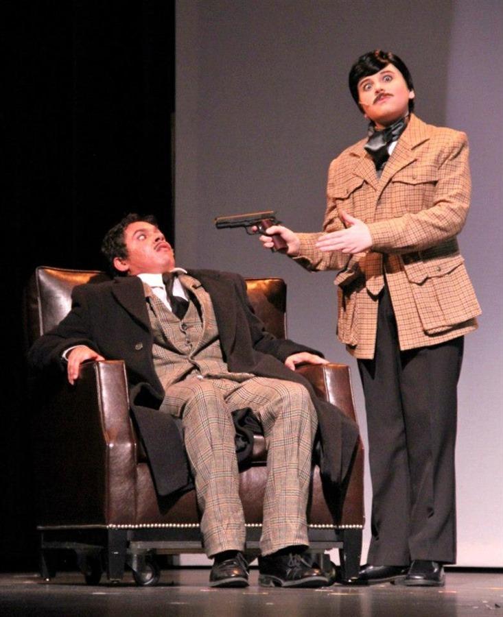 The 39 Steps   - Reservoir Theatre, 2012